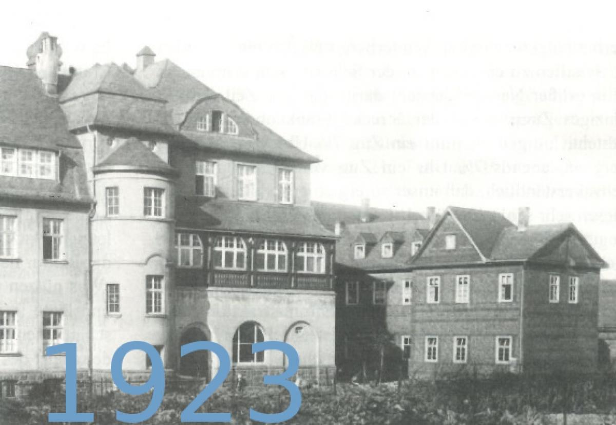 100 Jahre Gymnasium in Winterberg